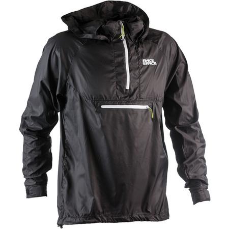 Race Face Nano Lightweight Jacket - Small Black