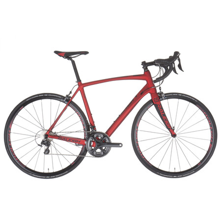 Raleigh Revenio Carbon 3 Ultegra 2015 - 58cm Red | Road Bikes