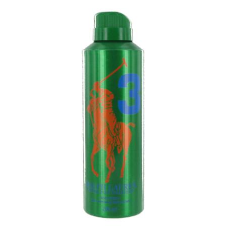 Ralph Lauren Big Pony Collection 3 Deodorant Spray 200ml