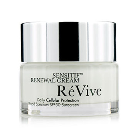 Re Vive Sensitif Renewal Cream Daily Cellular Protection SPF 30 (Exp. Date 03/2016& Unboxed) 50ml/1.7oz