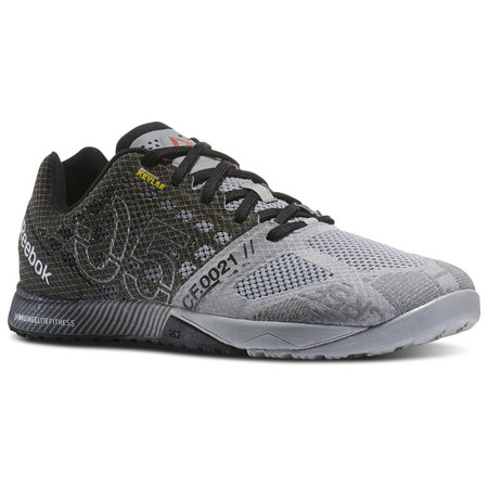 Reebok CrossFit Nano 5.0 Shoes () - UK 7.5 Flat Grey/Black