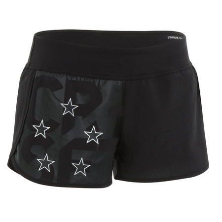 Reebok Women's CrossFit KNW Short () - Medium Black