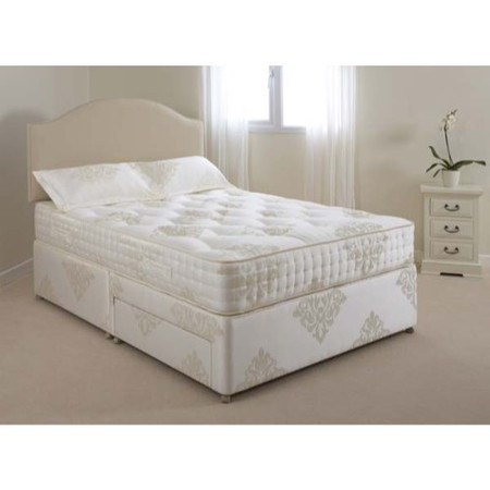 Relyon Ultima Pocket 1000 Divan and Mattress - double