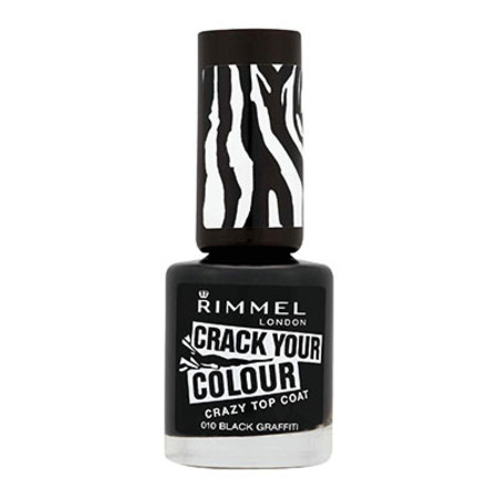 Rimmel Crack Your Colours Nail Polish 8ml