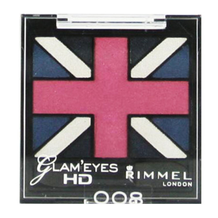 Rimmel Glam Eyes HD Quad Eyeshadow 2.5g