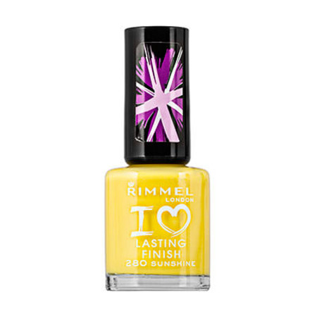 Rimmel I Love Lasting Finish Nail Polish 8ml