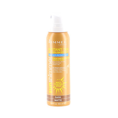 Rimmer Sun Shimmer Instant Tan Air Brush Effect 100ml