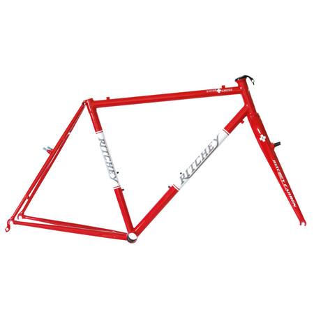 Ritchey Swiss Cross CX 2.0 Frameset - 57cm Red | Cyclocross Frames
