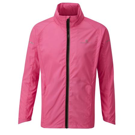 Ronhill Junior Pursuit Jacket - SS14 - 9-10 Fluo Pink