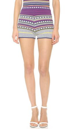 Ronny Kobo Maitai Tribe Shorts - Multi
