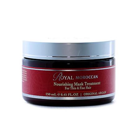 Royal Moroccan Nourishing Mask Treatment Thin Hair 250ml