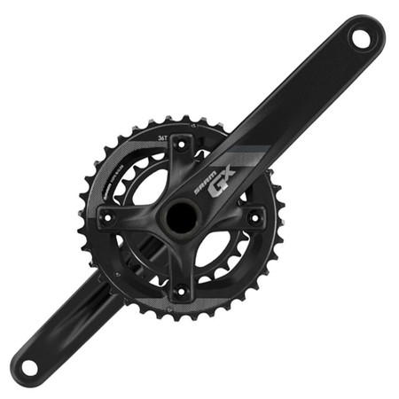 SRAM Crank GX 1000 BB30 11sp (Bearings Not Included) - 175mm x 36/24T