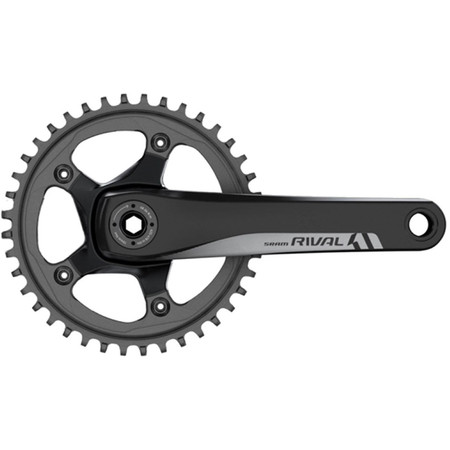 SRAM Crank Rival1 GXP X-SYNC (GXP Cups Not Included) - 175mm x 42T