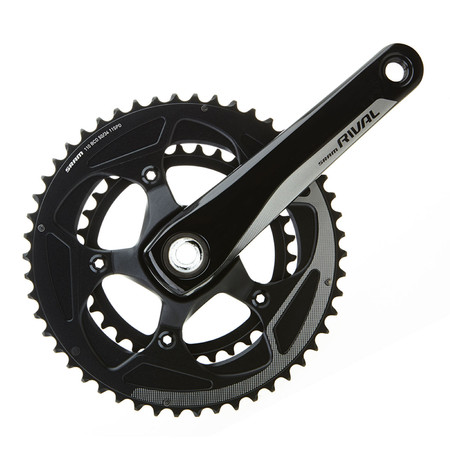 SRAM Rival 22 GXP Cyclo- Cross Chainset - 170mm x 46/36 Black
