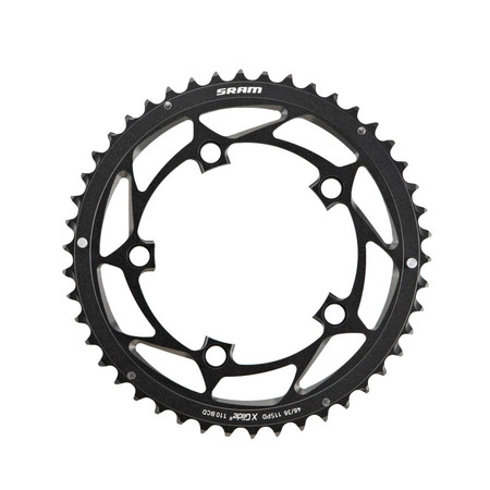 SRAM X-Glide 11 Speed Outer Chain Ring - 46T Black | Chainrings