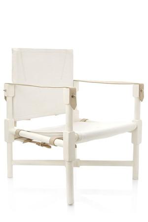 Safari Chair - White