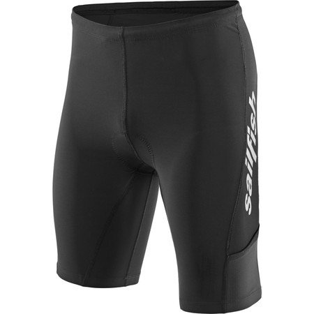 Sailfish Comp Tri Short - X Small Black   Tri Shorts