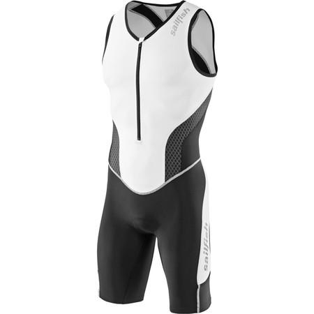 Sailfish Comp Trisuit - Large White   Tri Suits