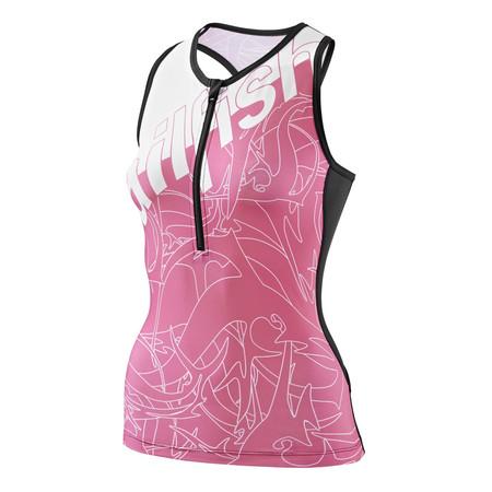 Sailfish Women's Spirit Tri Top - S Pink   Tri Tops