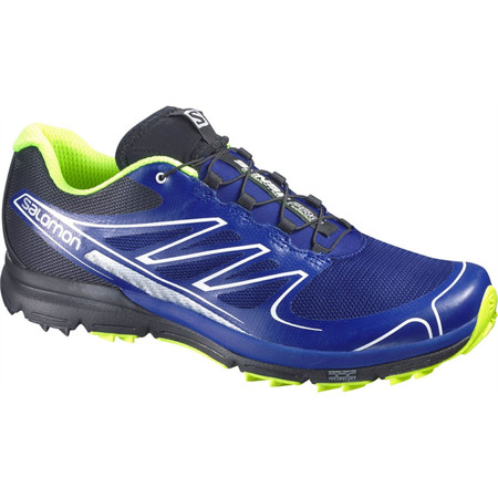 Salomon Sense Pro Shoes () - UK 12 Blue/Black/Yellow