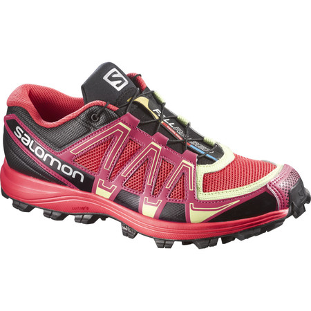 Salomon Women's Fellraiser Shoes (SS16) - UK 7.5 Papay/Melon