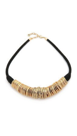 Sam Edelman Disco Collar Necklace - Gold