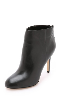 Sam Edelman Kourtney Booties - Black