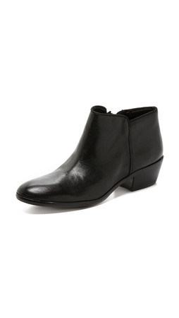 Sam Edelman Petty Booties - Black