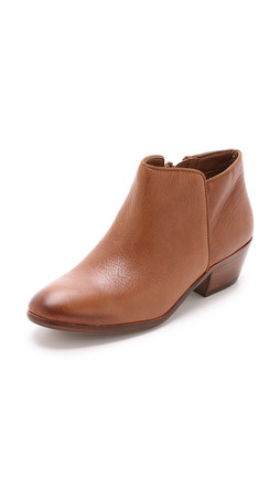 Sam Edelman Petty Booties - Deep Saddle
