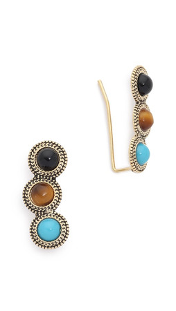 Sam Edelman Stone Ear Crawler - Multi/Gold