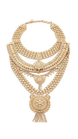 Samantha Wills The Grand Necklace - Shiny Gold