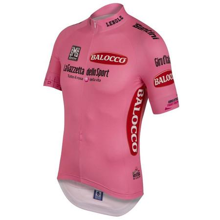 Santini Giro d'Italia 2015 Leaders Jersey - Medium | Team Jerseys