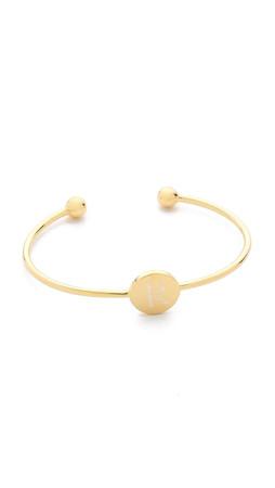 Sarah Chloe Ella Engraved Adjustable Bracelet - R