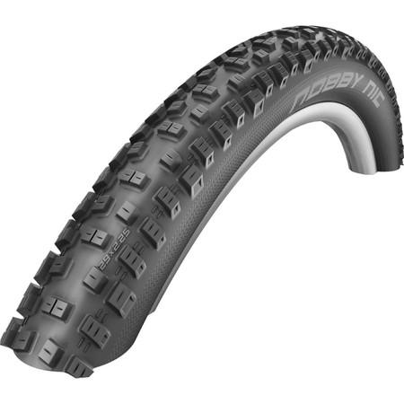 Schwalbe Nobby Nic Evo SnakeSkin TL Easy Folding Tyre - Black