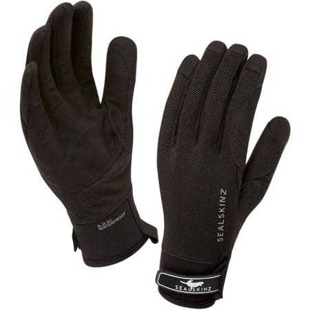 SealSkinz DragonEye Waterproof Glove - Medium Black | Winter Gloves
