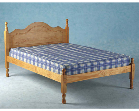 Seconique Sol 4' Small Double Bed