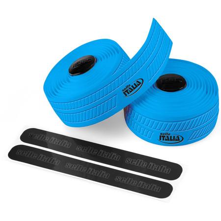 Selle Italia SMOOTAPE Controllo Gel Handlebar Tape - One Size Blue