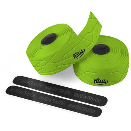 Selle Italia SMOOTAPE Gran Fondo Gel Handlebar Tape - One Size Green