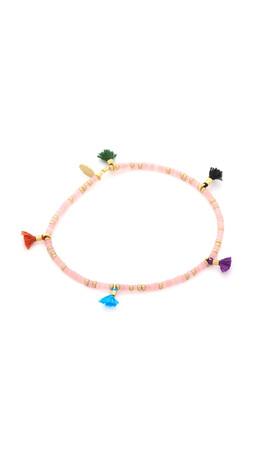 Shashi Ana Lilu Bracelet - Pink
