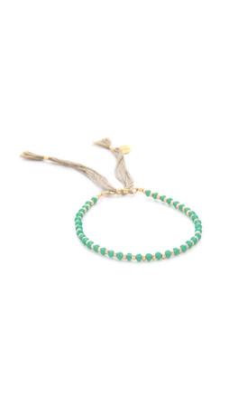 Shashi Barbara Bracelet - Turquoise