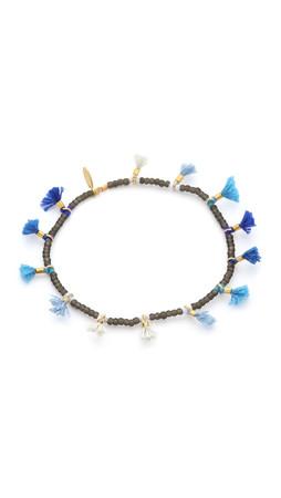 Shashi Jamie Lilu Bracelet - Blue Multi