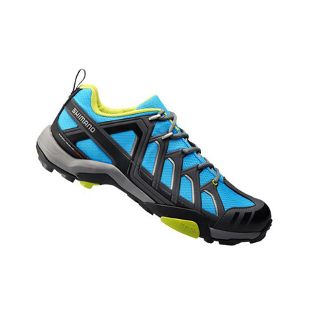 Shimano MT34 SPD Touring Cycle Shoes - Blue - 46 Blue | Offroad Shoes