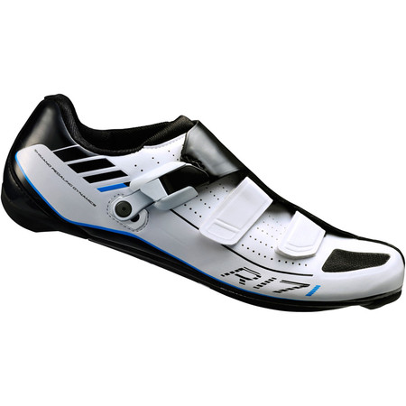 Shimano R171 SPD-SL Road Cycling Shoes - 44 White | Road Shoes