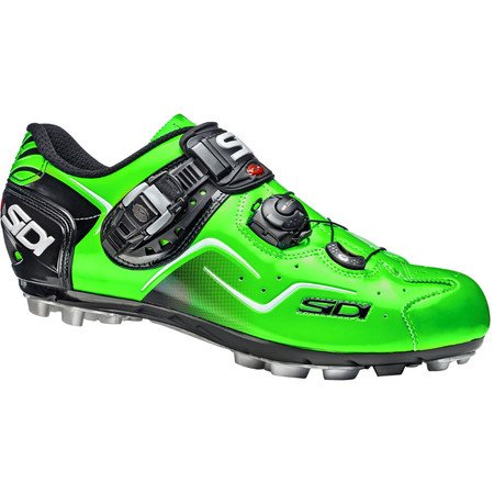 Sidi Cape MTB Shoes - 44 Green Fluro | Offroad Shoes