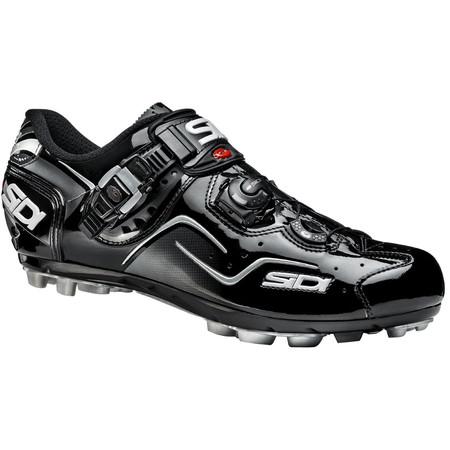 Sidi Cape MTB Shoes - 47 Black/Black | Offroad Shoes