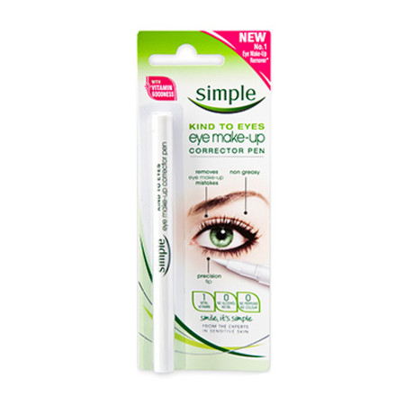 Simple Kind To Eyes Eye Makeup Corrector Pen