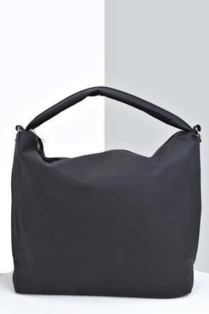 Slouch Hobo Bag black