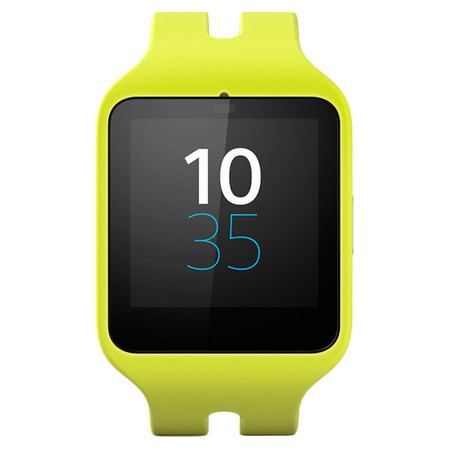 Sony SmartWatch 3 - Lime | Activity Monitors
