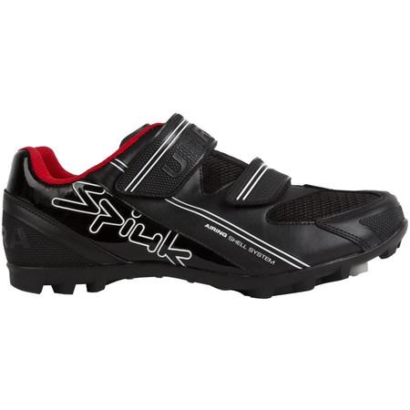 Spiuk Uhra MTB Shoes - 40 Black   Offroad Shoes
