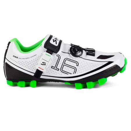 Spiuk Z16M MTB Shoe - 42 White   Offroad Shoes